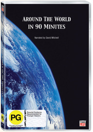 Around The World in 90 Minutes on DVD