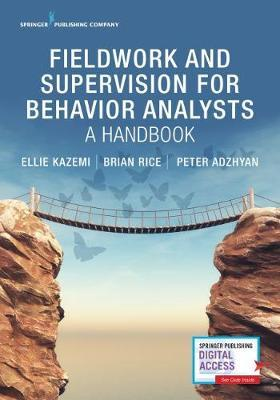 Fieldwork and Supervision for Behavior Analysts by Ellie Kazemi image