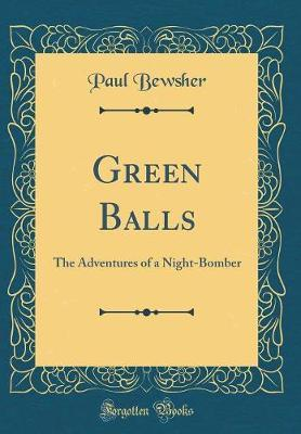 Green Balls by Paul Bewsher image