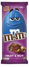M&M'S Fruit & Nut Block (155g)
