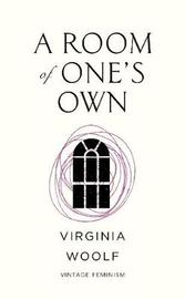 A Room of One's Own (Vintage Feminism Short Edition) by Virginia Woolf (**) image