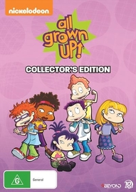 All Grown Up Collector's Edition on DVD