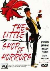 Little Shop Of Horrors on DVD