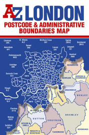 Postcode Map of London image