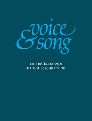 Voice and Song by Sine Butenschon image