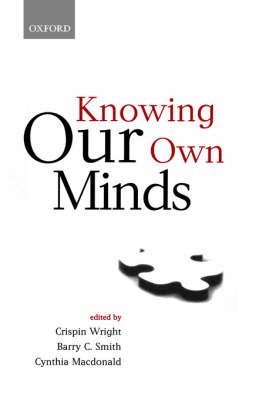 Knowing Our Own Minds image