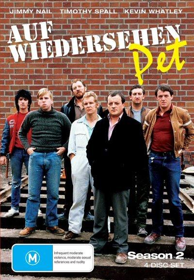 Auf Wiedersehen, Pet - Season 2 (4 Disc Set) DVD image