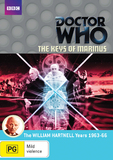 Doctor Who - Keys of Marinus DVD