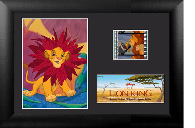 FilmCells: The Lion King - Mini-Cell Frame