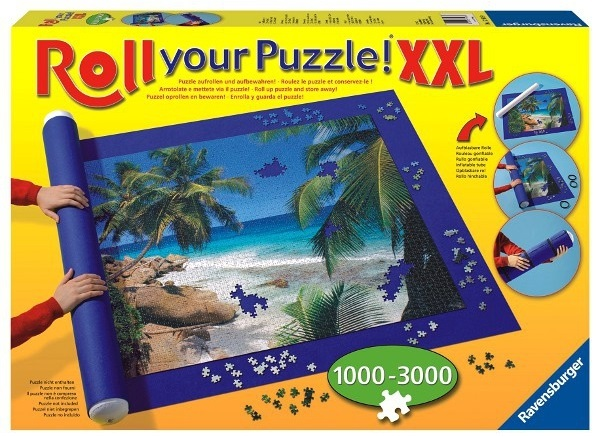 Ravensburger Roll Your Puzzle Mat For 1000 To 3000 Piece Puzzles Toy At Mighty Ape Nz