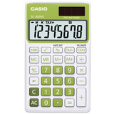 Casio Handheld Calculator - Green