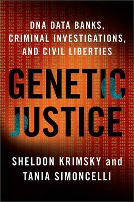 Genetic Justice by Sheldon Krimsky image