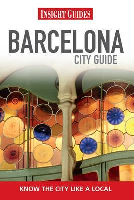 Insight Guides: Barcelona City Guide image