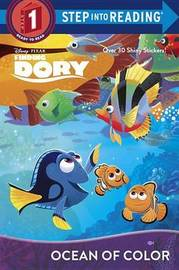 Ocean of Color (Disney/Pixar Finding Dory) by Bill Scollon