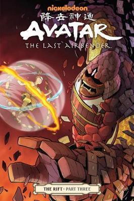 Avatar: The Last Airbender - The Rift Part 3 by Gene Luen Yang image