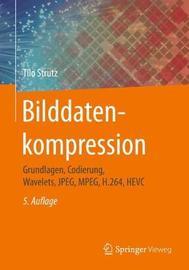 Bilddatenkompression by Tilo Strutz image