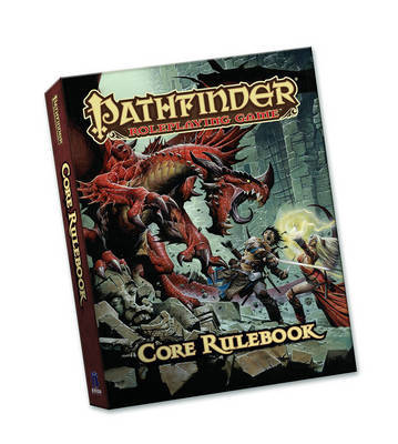 Pathfinder Roleplaying Game: Core Rulebook Pocket Edition by Jason Bulmahn