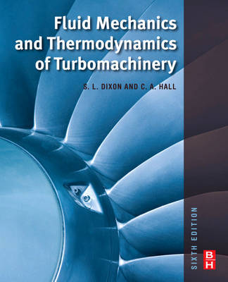 Fluid Mechanics and Thermodynamics of Turbomachinery image
