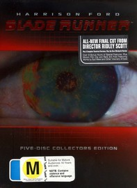 Blade Runner -  Collectors Edition (5 Disc Box Set) on DVD