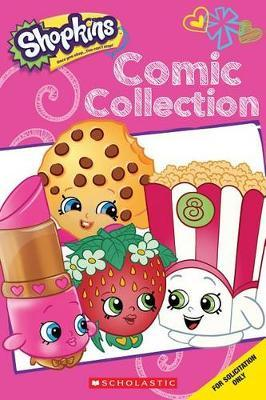 Shopkins: Comic Collection by Tristan DeMers