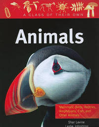 Animals - A Class of their Own by Shar Levine image
