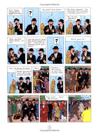 The Secret of the Unicorn (The Adventures of Tintin #11) by Herge image
