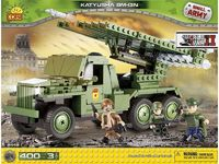 Cobi: World War 2 - Katyusha BM-13N