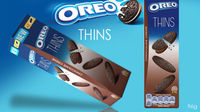 Cadbury Oreo Chocolate Thins 96g