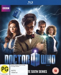 Doctor Who: The Complete Sixth Series on Blu-ray