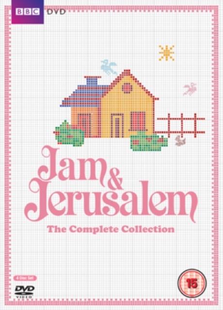 Jam Jerusalem The Complete Collection on DVD