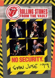 From The Vault: No Security - San Jose 1999 : DVD/2CD by The Rolling Stones