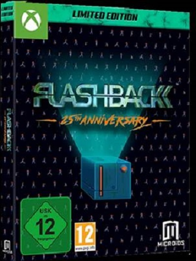 Flashback 25th Anniversary Limited Edition for Xbox One
