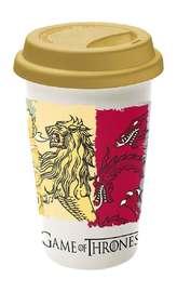 Game of Thrones Mug & Travel Mug Gift Pack