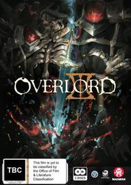 Overlord - Complete Season 3 on DVD image