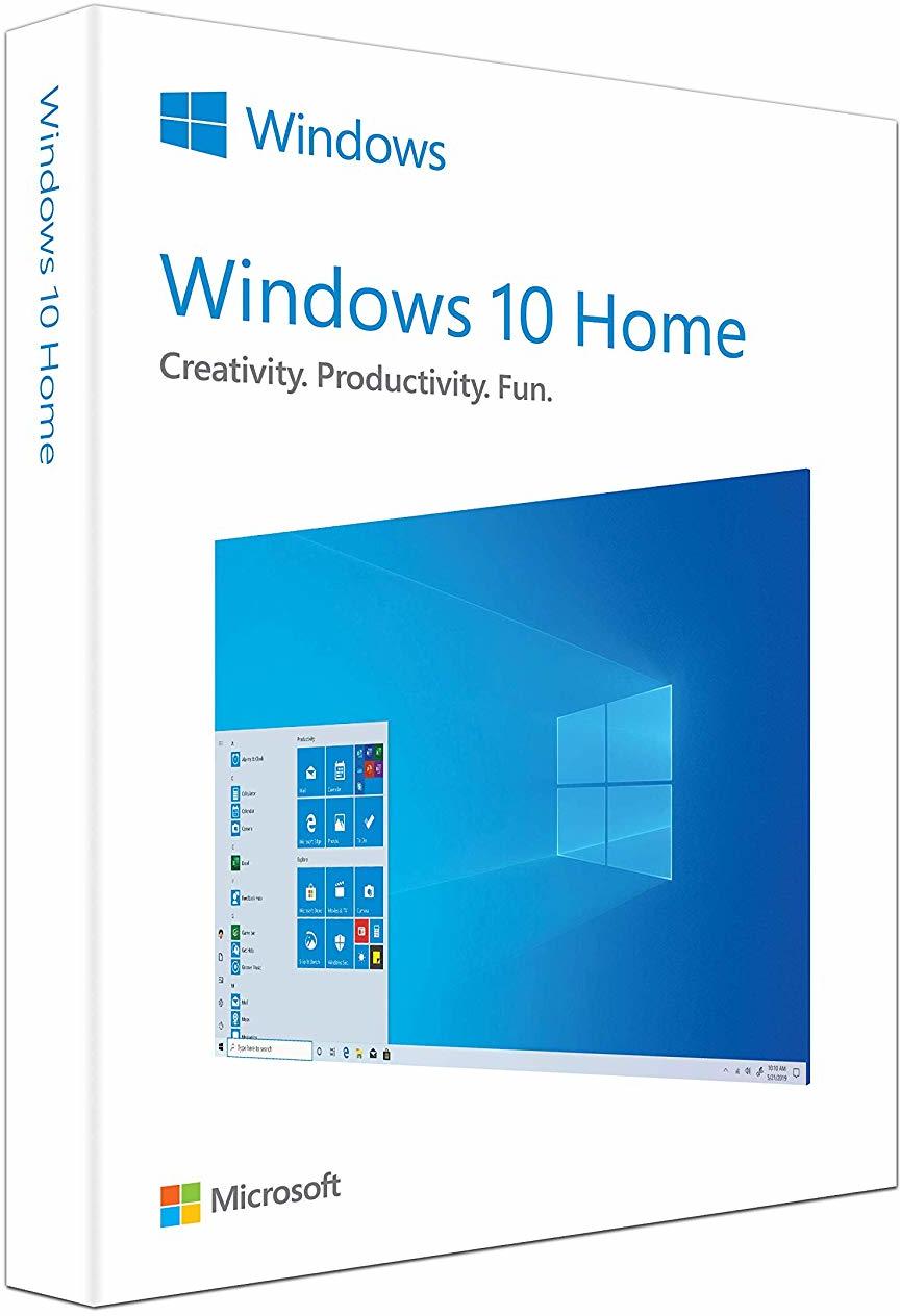 Microsoft Windows 10 Home image