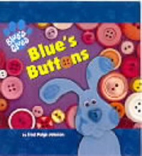 Blue's Buttons (Board Book) by Johnson image