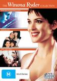 The Winona Ryder Collection (3 Disc Box Set) on DVD