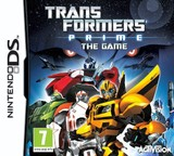 Transformers Prime for Nintendo DS
