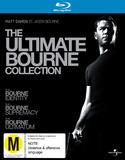 The Ultimate Bourne Collection (Bourne Identity 2002 / Bourne Supremacy / Bourne Ultimatum) (3 Disc Box Set) on Blu-ray