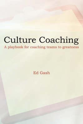 Culture Coaching by Ed Gash