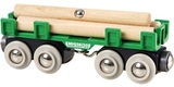 Brio Railway - Lumber Loading Wagon