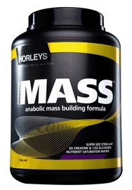 Horleys Awesome Mass - Double Chocolate (1.5kg)