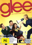 Glee - The Complete First Season DVD