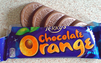 Terry's Chocolate Orange Bar (35g) image