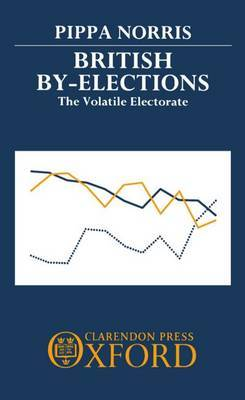 British By-Elections by Pippa Norris image