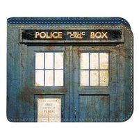 Doctor Who - Distressed TARDIS Wallet