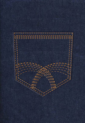 Rvr 1960 Biblia de La Vida Victoriosa, Mezclilla Con Cierre de Cremallera by Zondervan Publishing