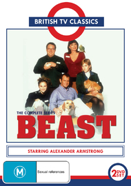 Beast - Season 1 & 2 on DVD
