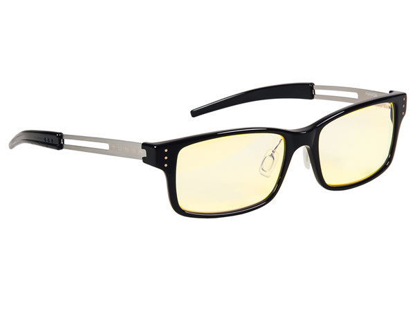 Gunnar Havok Advanced Computer Eyewear (Onyx/Amber Lens) for