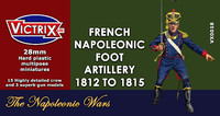 Victrix: French Napoleonic Artillery (1812 to 1815)